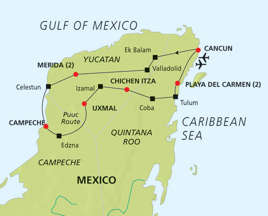 TreasuresYucatan_Mexico